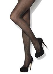 Charnos All Over Glitter Tights Zoom 1