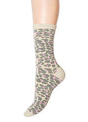 Charnos Animal Print Socks
