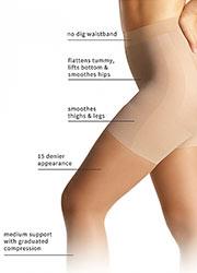 Charnos Anti Cellulite Tights Zoom 3