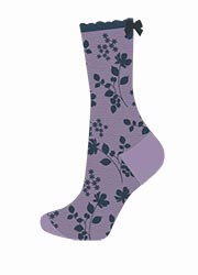 Charnos Bamboo Floral Socks Zoom 3