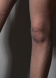 Charnos Chevron Shine Tights Zoom 2