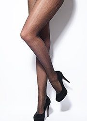 Charnos Chevron Shine Tights Zoom 3