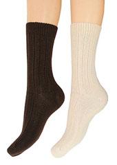 Charnos Cosy Rib Socks Zoom 2