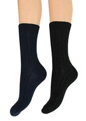 Charnos Cosy Rib Socks Zoom 3