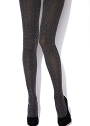 Charnos Cotton Cable Tights