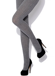 Charnos Cotton Spiral Cable Tights