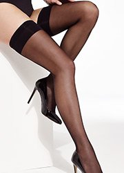 Charnos Elegance Smooth Top Hold Ups Zoom 2