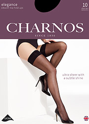 Charnos Elegance Smooth Top Hold Ups Zoom 1