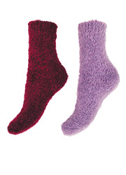 Charnos Feather Cosy Socks
