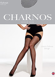 Charnos Fishnet Hold Ups