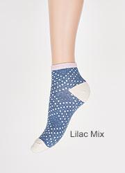 Charnos Geo Trainer Liner Socks 3PP Zoom 2