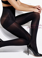 Charnos Killer Figure Opaque Control Tights Zoom 2