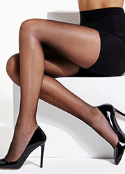 Charnos Killer Figure Sheer Control Tights Zoom 2