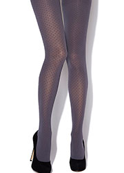 Charnos Mini Spot Opaque Tights Zoom 3