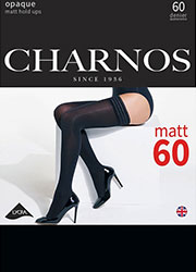Charnos Opaque 60 Denier Matt Hold Ups