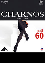 Charnos Opaque 60 Denier Matt Tights