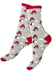 Charnos Penguin Socks