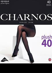 Charnos Plush Opaque 40 Denier Tights
