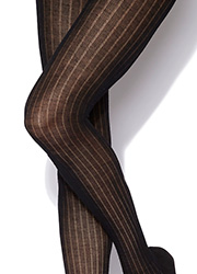 Charnos Rib Wool Tights Zoom 2