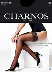 Charnos Run Resist Hold Ups