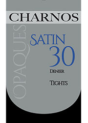 Charnos 30 Denier Satin Opaque Tights