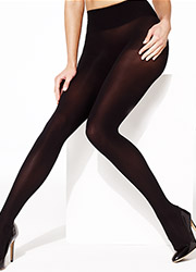 Charnos Seamless Opaque Tights Zoom 2