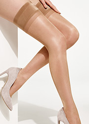 Charnos Sheer Lustre Hold Ups Zoom 2