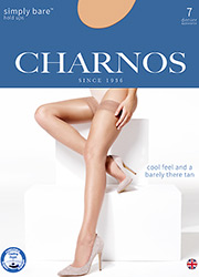 Charnos Simply Bare Hold Ups Zoom 1