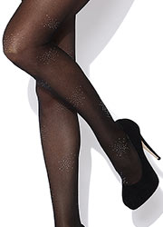 Charnos Sparkle Star Tights Zoom 2