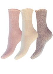 Charnos Cashmere Ruffle Sock