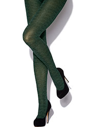 Charnos Tweed Opaque Tights Zoom 3