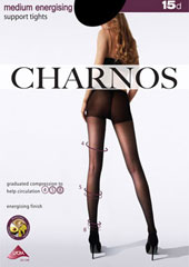 Charnos Medium Energising Support Tights Zoom 1