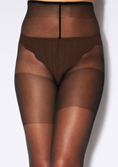 Charnos XeLence 30 Denier Plus Size Tights Zoom 3