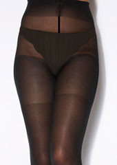 Charnos XeLence 50 Denier Plus Size Tights Zoom 3
