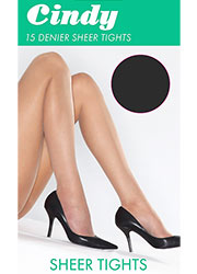 Cindy Sheer 15 Denier Tights Zoom 1