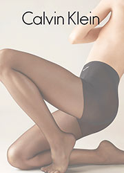 Calvin Klein Infinite Sheer Control Top Tights