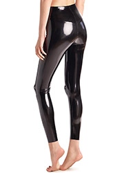 Commando Perfect Control Faux Patent Leather Leggings Zoom 2
