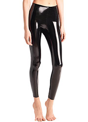 Commando Perfect Control Faux Patent Leather Leggings Zoom 3