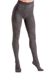 Couture Fashion Fleece Lurex Tights Zoom 3