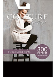 Couture Velvet Feel 300 Fleece Lined Tights Zoom 3