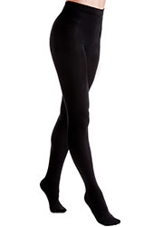 Couture Fashion Velvet Feel Fleece Lined Tights