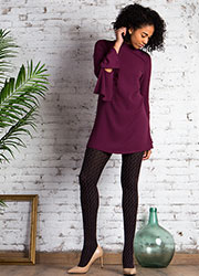 Cecilia de Rafael Zermatt Fashion Tights