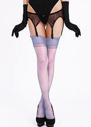 Cecilia de Rafael Barbara Nylon Stockings Zoom 3
