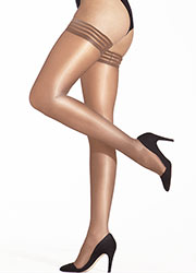 Cecilia de Rafael Eterno 15 High Shine Hold Ups