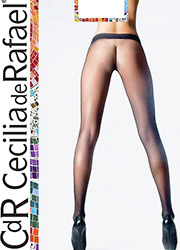 Cecilia de Rafael Miss 20 Seamless Sheer Tights