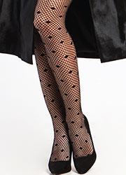 Cecilia de Rafael Pretty Net Fashion Tights Zoom 3