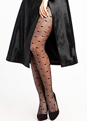 Cecilia de Rafael Pretty Net Fashion Tights
