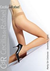 Cecilia de Rafael Miss 20 Seamless Sheer Tights Zoom 4
