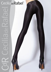 Cecilia de Rafael Uppsala Opaque Tights Zoom 1