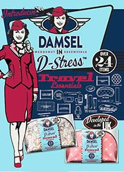 Danielle Creations Damsel In D-Stress Travel Essentials Bag Zoom 3